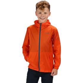Regatta Pack It III Chaqueta Niños, blaze orange